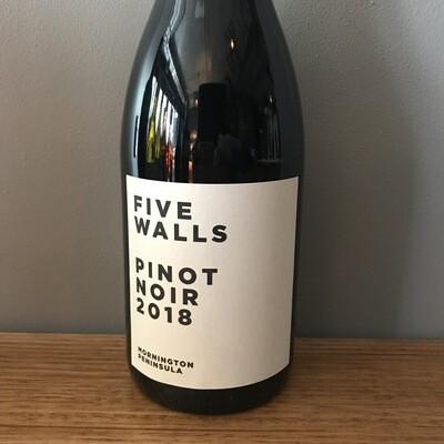 Five Walls Pinot Noir 750mL