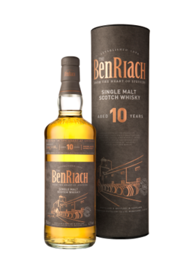 Benriach 10 Year Old 43%