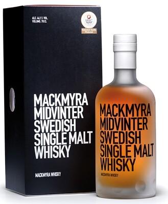 Mackmyra Midvinter Swedish Single Malt Whisky 46.1%