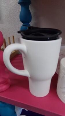 CAFFEINE RUSH - Travel Mug
