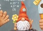 HB-FLOWER GNOME