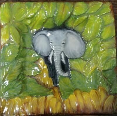 Elephant Tray