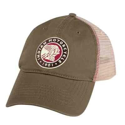 CIRCLE ICON TRUCKER HAT