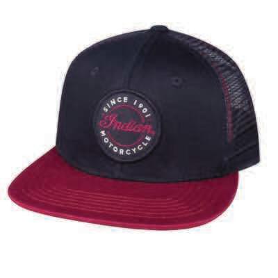 SCRPT ICON TRUCKER HAT