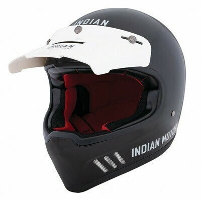ADVENTURE HELMET GLOSS BLACK