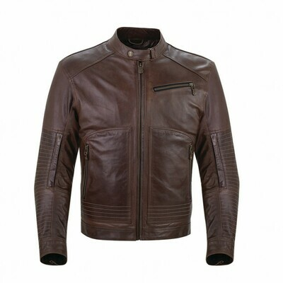 PHOENIX JACKET BROWN