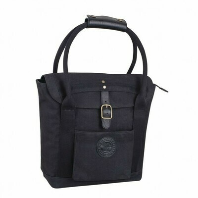 WAXED COTTON TOTE WOMENS