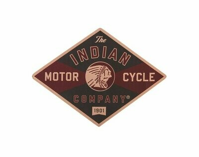 IMC LEATHER PATCH