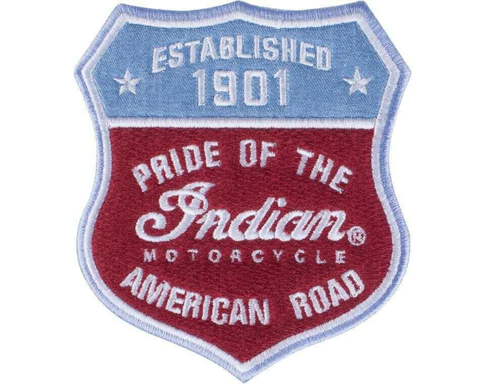 INDIAN PRIDE PATCH