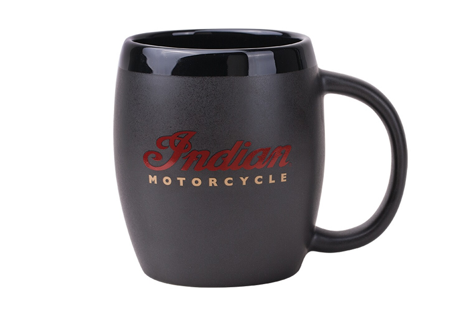 LOGO BARREL MUG