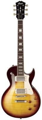 Cort CR250 Electric Guitar, Vintage Burst