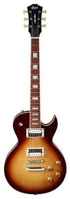 Cort CR300ATB Electric Guitar, Aged Vintage Burst