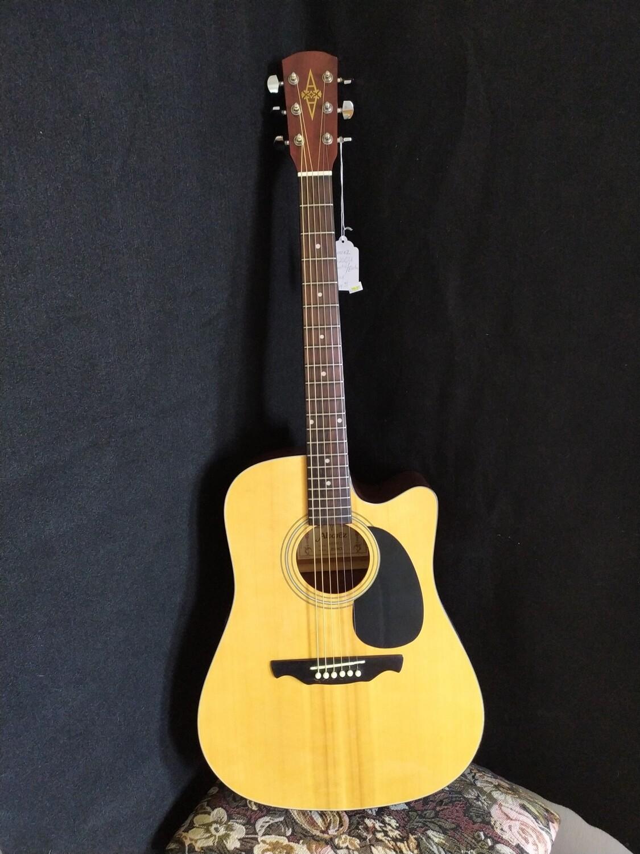 Alvarez RD20CU Acoustic/Electric Guitar