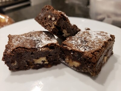 Chocolate Brownies - 6 pack
