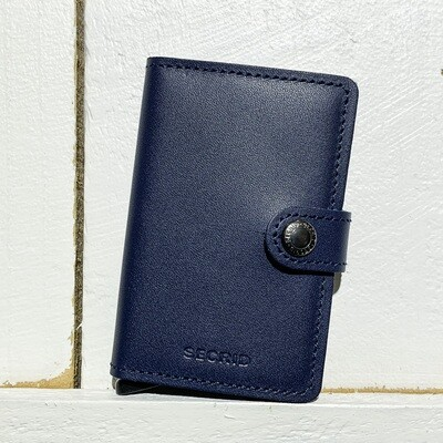 SECRID –  Miniwallet Original Blue