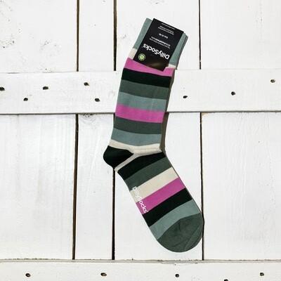 Dilly Socks – Pastel Fields