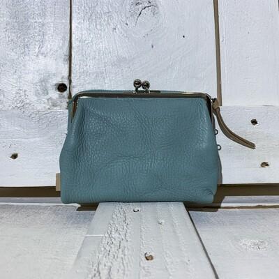 Baggy Port – Try Fold Purse Blue