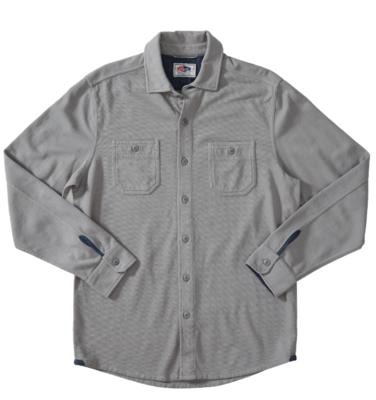 Grayers Double Cloth Knit Shirt