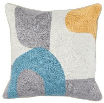 Multi Color Pillow 18 x18