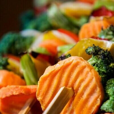 HOUSE FRESH VEGETABLES-SIDE DISH