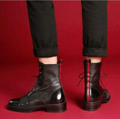 Laura B Military boot