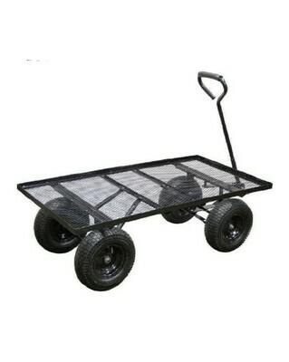 Flat Bed Garden Cart