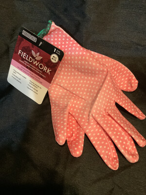 Forcefield - Pink Dot Ladies Poly coated