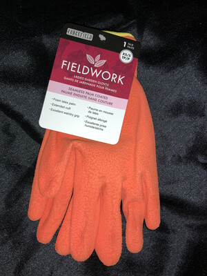 Forcefield- Orange Ladies Crinkle Coated