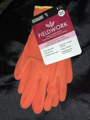 Forcefield - Orange Ladies Crinkle Coated
