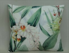 Tropical Plant Pillow