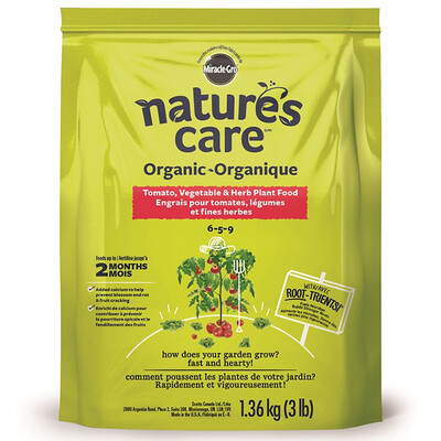 Natures Care Miracle-gro Tomato & Vegetable