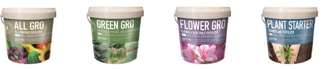 Garden Gallery All Purpose Fertilizer