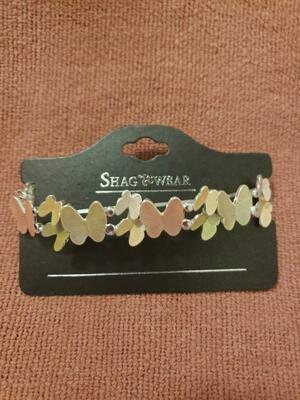 Pastel Butterfly Bracelet