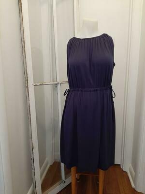 Scoop Neck Tunic Dress