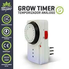 temporizador analógico básico
