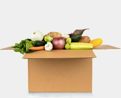 Greenleaf Organic Farm Box, 12-14lbs (Friday pick up only)