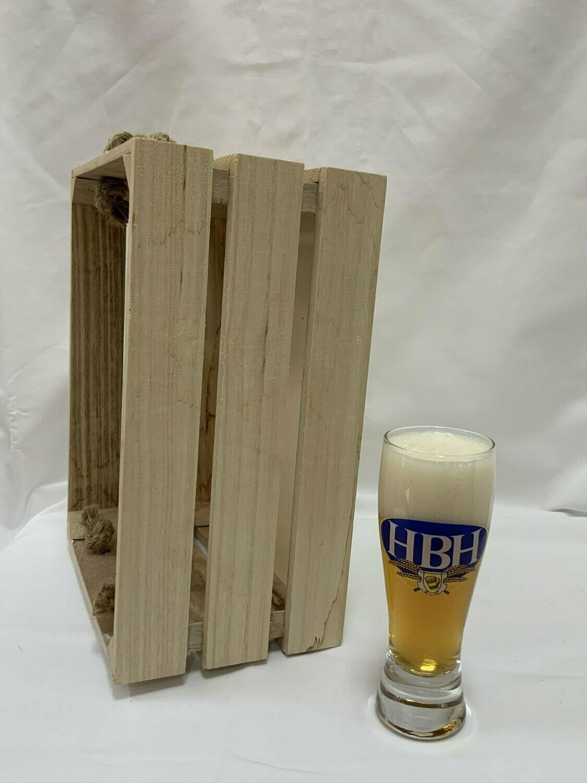 Bierglas 0,1 Liter