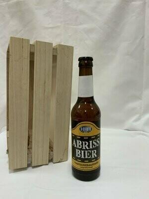Abriss Bier
