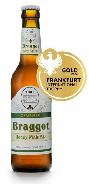 Braggot - Honey Malt