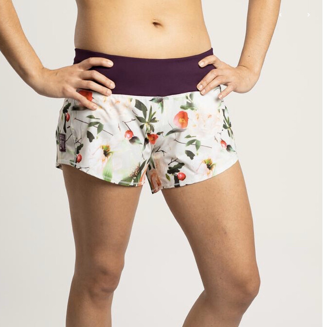 oiselle, roga shorts, special edition