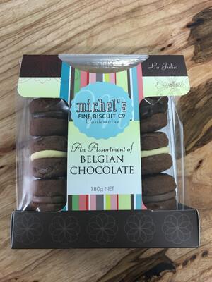 An Assortment Of Belgian Chocolate