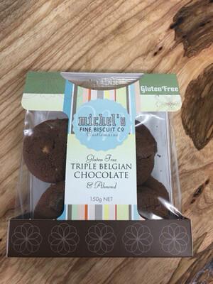 G.F. Triple Belgian Chocolate & Almond