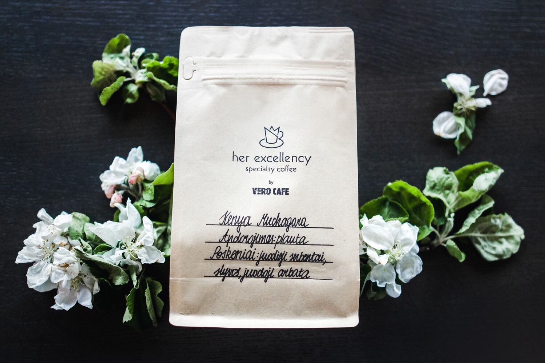 Rūšinė kava Kenya Muchagara
