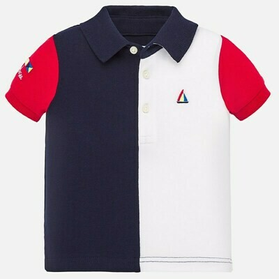 Mayoral Boys Short-Sleeved Polo Shirt (1148)
