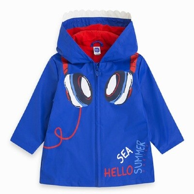 Tuc Tuc Boys Waterproof Raincoat