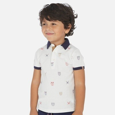Mayoral Boys Short-Sleeved Polo-Shirt (3152)