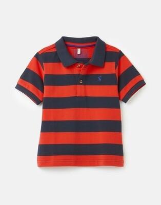 Joules Boys Filbert Short-Sleeved Polo-Shirt