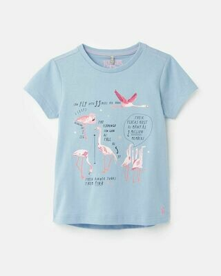 Joules Girls Pixie T-Shirt