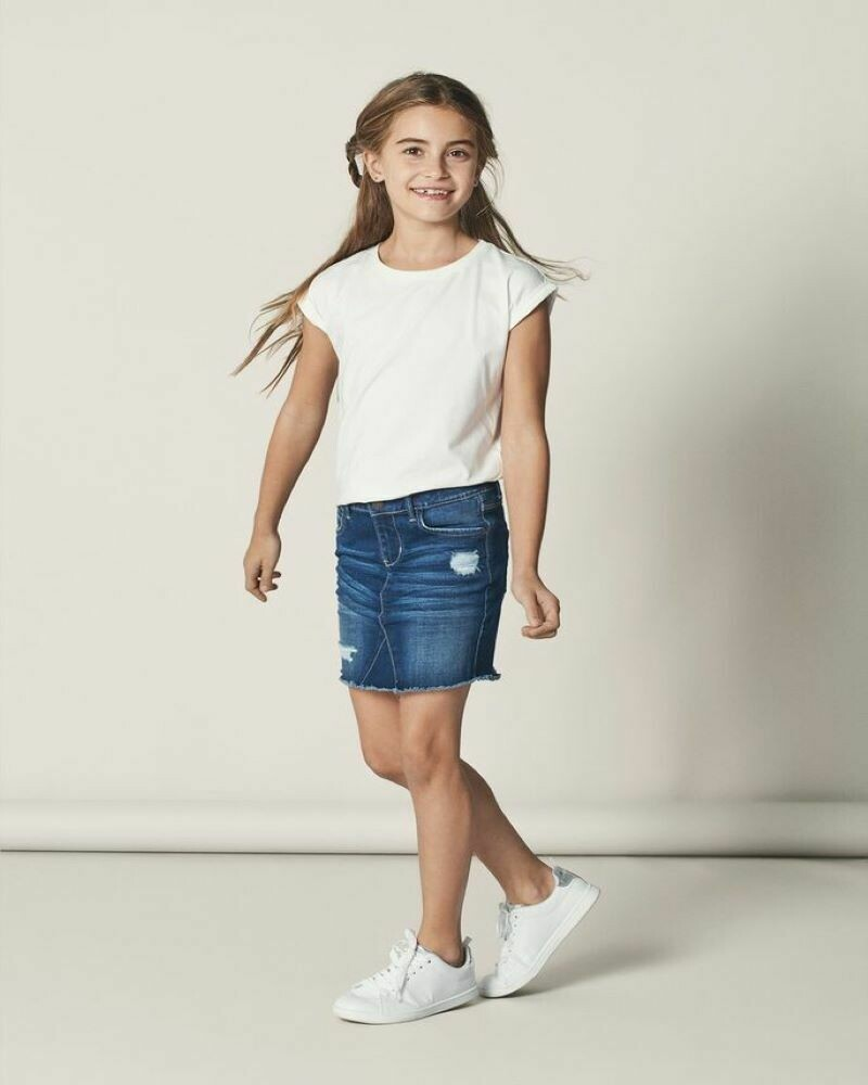 Name It Girls Denim Skirt (13160508)