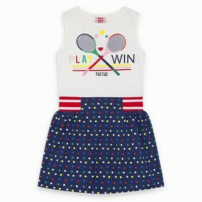 Tuc Tuc Girls Tennis Dress